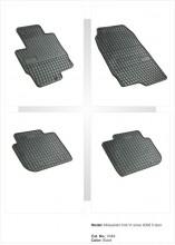 Covorase / Covoare / Presuri cauciuc MITSUBISHI COLT fabricatie de la 2002-2013