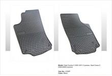 Covorase / Covoare / Presuri cauciuc OPEL COMBO fabricatie 2001-2011 set fata