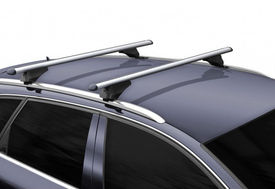 Bare portbagaj transversale dedicate BMW Seria 2 F45 Active Tourer fabricatie de la 2014+
