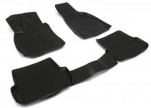 Covoare / Covorase / Presuri cauciuc tip stil tavita Audi A4 B6 sau B7 fabricatie 2000-2008