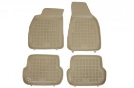Covoare / Covorase / Presuri cauciuc tip stil tavita BEJ SEAT exeo fabricatie de la 2008+