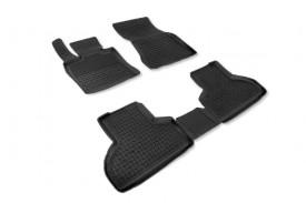 Covoare / Covorase / Presuri cauciuc tip stil tavita BMW X5 E70 fabricatie 2007-2013