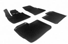 Covoare / Covorase / Presuri cauciuc tip stil tavita DACIA Dokker fabricatie de la 2012+