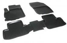 Covoare / Covorase / Presuri cauciuc tip stil tavita MITSUBISHI ASX fabricatie de la 2010->
