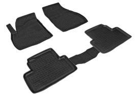 Covoare / Covorase / Presuri cauciuc tip stil tavita OPEL Zafira C fabricatie de la 2012+