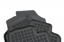 Covoare / Covorase / Presuri cauciuc tip stil tavita Peugeot 301 an 2012+