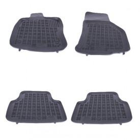 Covoare / Covorase / Presuri cauciuc tip stil tavita SKODA Octavia 4 IV fabricatie de la 2020+
