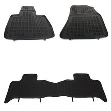 Covoare / Covorase / Presuri cauciuc tip stil tavita TOYOTA Rav 4 IV fabricatie 2013+
