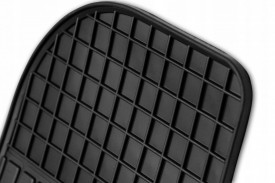 Covorase / Covoare / Presuri cauciuc FIAT PANDA 3 III fabricatie de la 2013->