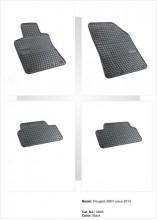 Covorase / Covoare / Presuri cauciuc PEUGEOT 308 2 II fabricatie de la 2013->