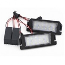 Lampa LED numar compatibil HYUNDAI i20 (PB, PBT) 2008 ->