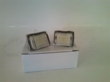 Lampa LED numar compatibila MERCEDES CLS W218 SEDAN 2010~