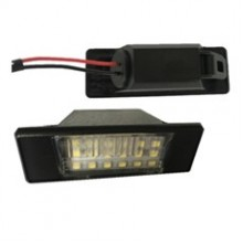 Lampa LED numar compatibila Nissan QASHQAI