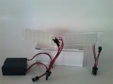 Lampa LED numar compatibila OPEL ZAFIRA B 05-11