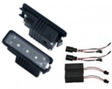 Lampa LED numar CREE compatibil VW GOLF 7 VII 2012~
