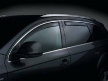 Paravanturi FORD FIESTA 4 usi hatchback fabricatie 1996-2000 (4 buc/set)