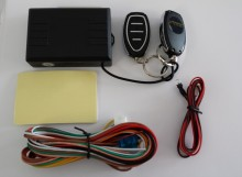 Telecomanda pentru inchidere centralizata cu iesire pentru sirena MODEL 6