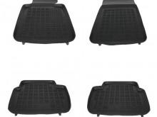 Covoare / Covorase / Presuri cauciuc tip stil tavita BMW Seria 3 E46 fabricatie 1998-2005
