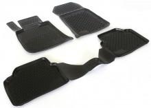 Covoare / Covorase / Presuri cauciuc tip stil tavita BMW seria 3 E90/E91/E92 fabricatie 2005-2012