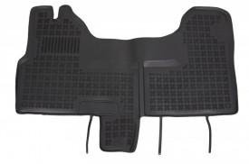 Covoare / Covorase / Presuri cauciuc tip stil tavita IVECO DAILY 4 si 5 fabricatie 2006-2014