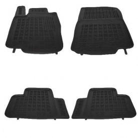 Covoare / Covorase / Presuri cauciuc tip stil tavita MERCEDES ML W166 fabricatie 2011+
