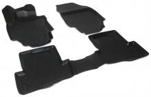 Covoare / Covorase / Presuri cauciuc tip stil tavita RENAULT Captur fabricatie de la 2013->