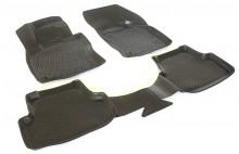 Covoare / Covorase / Presuri cauciuc tip stil tavita TOYOTA AURIS 2 II fabricatie de la 2013->