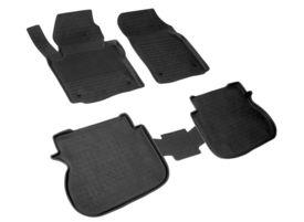 Covoare / Covorase / Presuri cauciuc tip stil tavita VOLKSWAGEN Caddy fabricatie 2003-2015