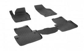 Covoare / Covorase / Presuri cauciuc tip stil tavita VOLVO XC90 fabricatie 2002-2014