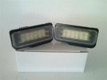Lampa LED numar compatibila MERCEDES CLS-Class C219 w219 2004–2010