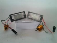 Lampa LED numar compatibila VW Golf VI Plus 2012~
