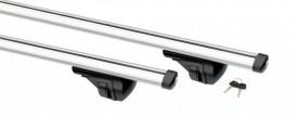 Bare portbagaj transversale dedicate Volvo V50 fabricatie 2004-2012 Combi-Break XL 132cm