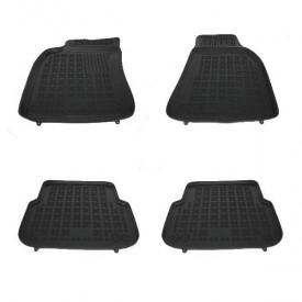 Covoare / Covorase / Presuri cauciuc tip stil tavita AUDI A6 C6 4F fabricatie 2004-2011