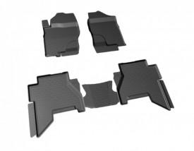 Covoare / Covorase / Presuri cauciuc tip stil tavita NISSAN Pathfinder fabricatie 2005-2015