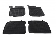Covoare / Covorase / Presuri cauciuc tip stil tavita SEAT Leon 1 I fabricatie 1999-2005