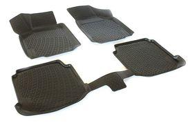 Covoare / Covorase / Presuri cauciuc tip stil tavita Seat Leon 1 fabricatie 1999-2005