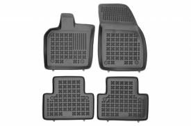 Covoare / Covorase / Presuri cauciuc tip stil tavita VOLVO V50 fabricatie 2004-2012