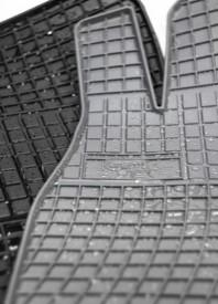 Covorase / Covoare / Presuri cauciuc DACIA LOGAN 2 II fabricatie de la 2014-> GRI