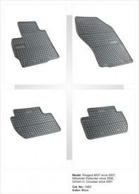 Covorase / Covoare / Presuri cauciuc MITSUBISHI OUTLANDER 3 III fabricatie de la 2013+