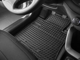 Covorase / Covoare / Presuri cauciuc Volkswagen VW CADDY fabricatie 2003-2015 set fata