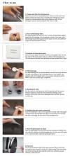 Kit reparatie piele naturala si imitatie piele