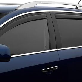 Paravanturi Skoda Fabia 2 fabricatie 2007-2015 Hatchback (4 buc/set)