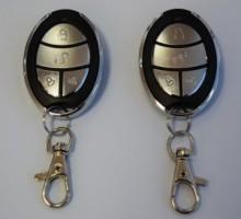 Telecomanda briceag pentru inchiderea centralizata a masinii cu iesire pentru sirena