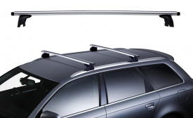 Bare portbagaj transversale tip wingbar dedicate Suzuki Vitara 4 fabricatie de la 2015+ 120cm