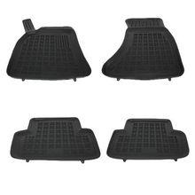 Covoare / Covorase / Presuri cauciuc tip stil tavita AUDI A4 B8 an 2008-2015