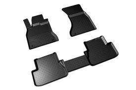 Covoare / Covorase / Presuri cauciuc tip stil tavita AUDI A4 B8 fabricatie 2007-2015