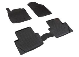 Covoare / Covorase / Presuri cauciuc tip stil tavita FORD EcoSport fabricatie de la 2012+
