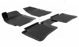 Covoare / Covorase / Presuri cauciuc tip stil tavita HYUNDAI Accent fabricatie 2011-2018