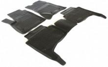 Covoare / Covorase / Presuri cauciuc tip stil tavita PORSCHE CAYENNE 2 II fabricatie 2010-2017