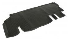 Covoare / Covorase / Presuri cauciuc tip stil tavita Volkswagen VW T5/T6 fabricatie de la 2003-> spate al doilea rand de scaune